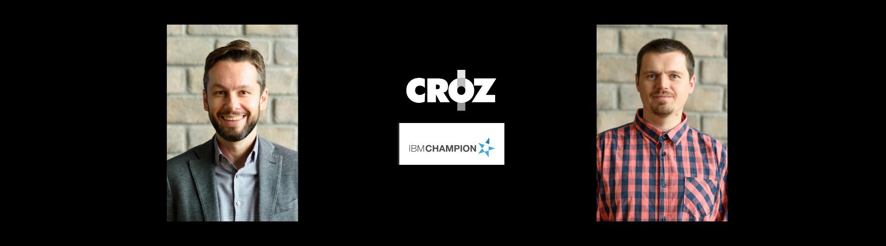 IBM Champions by CROZ