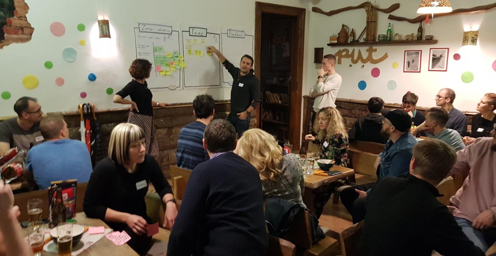 Agile meetup in Rijeka