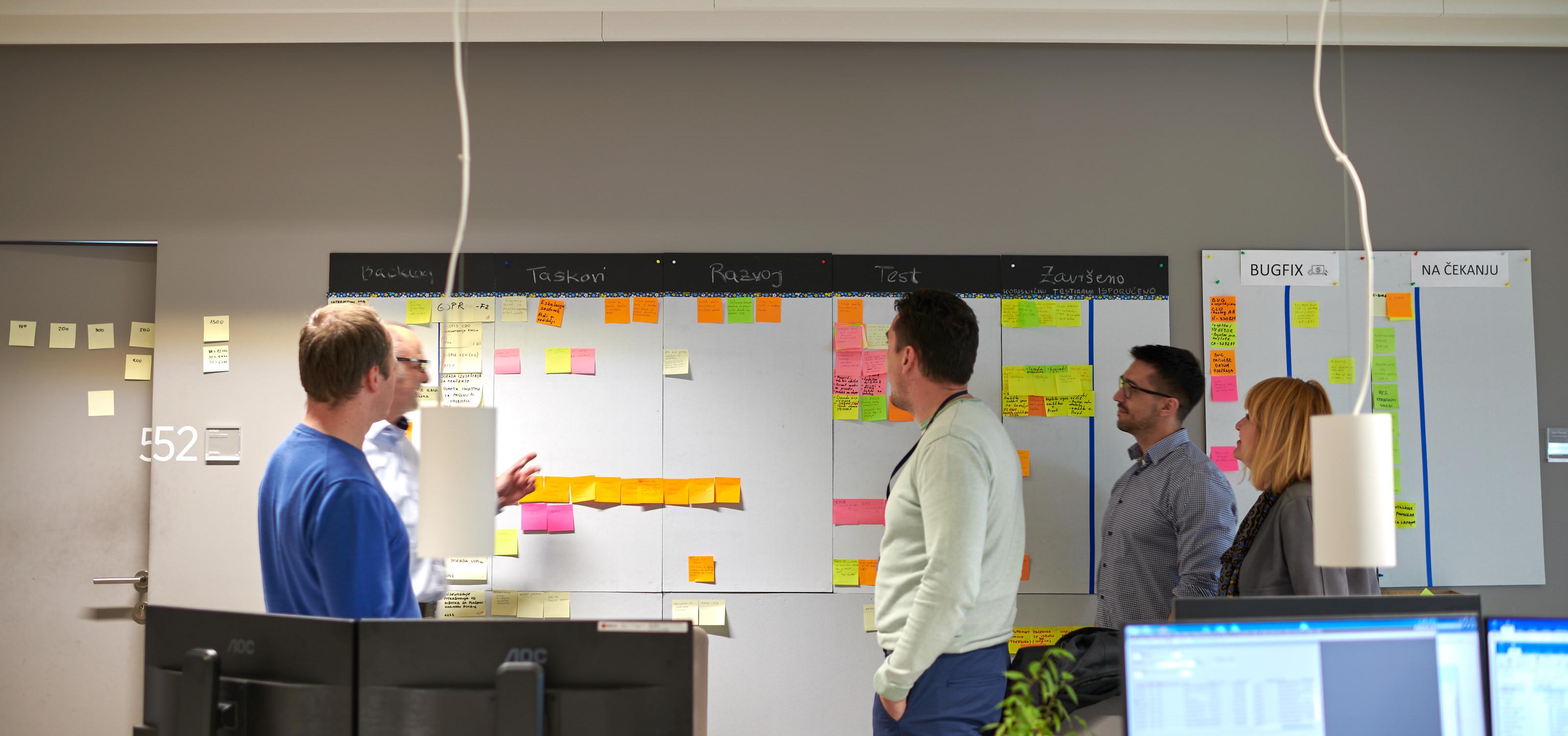 Croatia osiguranje- Agile Coaching for ASW Department