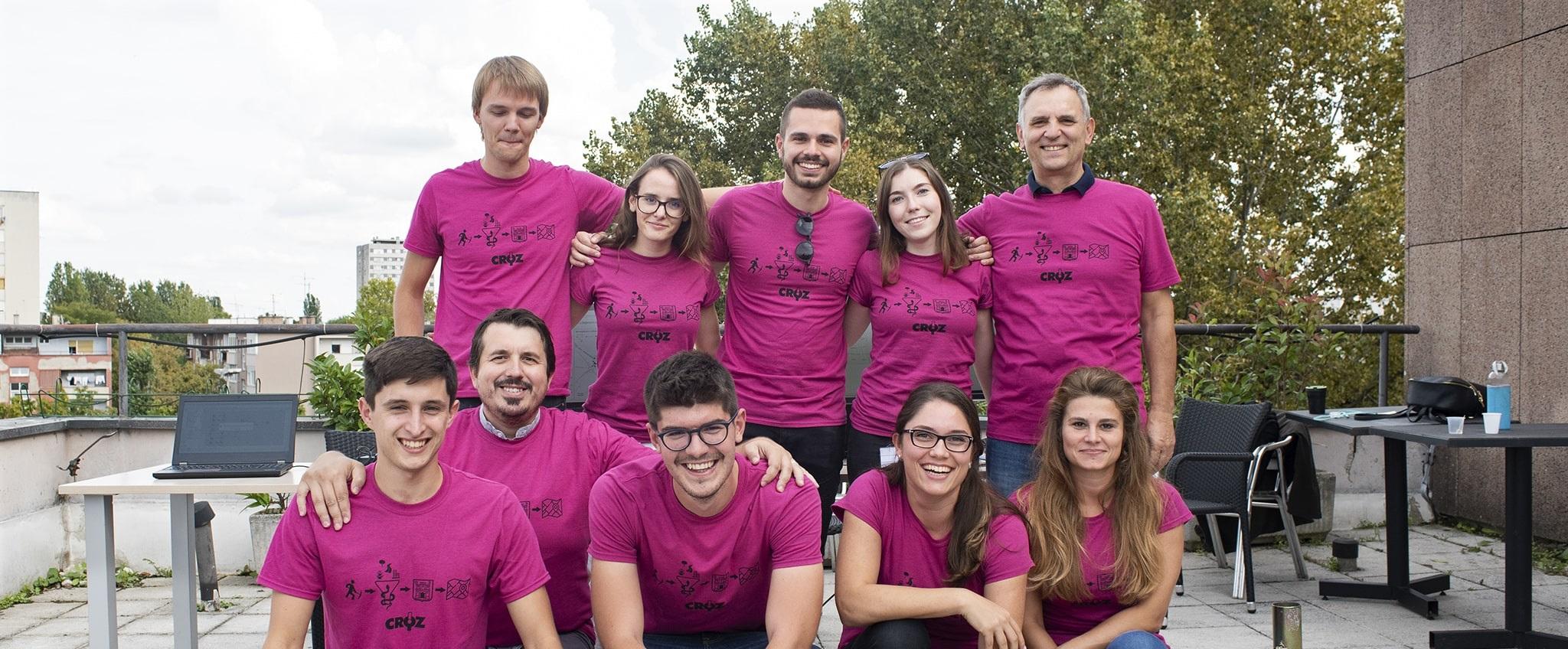 It's all about data – summer internship at CROZ