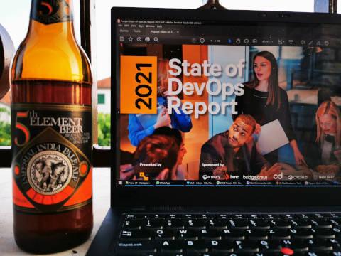 0800-DEVOPS #29 – 2021 State of DevOps Report with Nigel Kersten